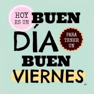 Buen Día buen Viernes