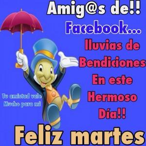 feliz martes para facebook