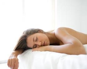 razones para dormir desnudo
