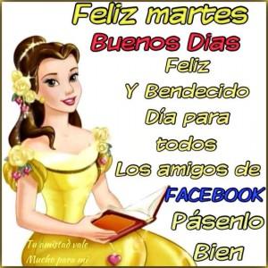 facebook feliz martes